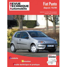 RTA 739 FIAT PUNTO II (1999 à 2003)