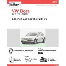 e-RTA Volkswagen Bora Essence (10-1998 à 12-2005)