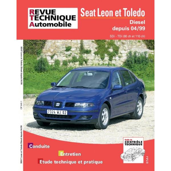 Revue Technique Seat toledo et leon