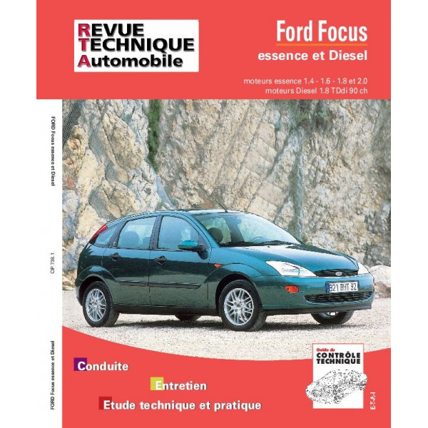 Revue Technique Ford focus