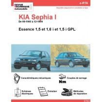 e-RTA KIA Sephia I Essence (09-1993 à 12-1999)