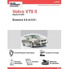 e-RTA Volvo V70 II Essence (Depuis 03-2007)