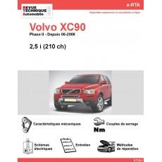 e-RTA Volvo XC90 Essence 2,5i 210 ch (Depuis 06-2006)