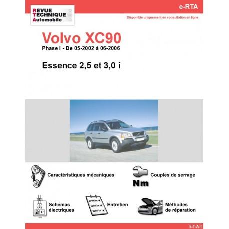 e-RTA Volvo XC90 Essence (05-2002 à 06-2006)
