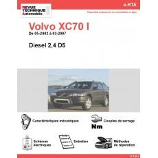 e-RTA Volvo XC70 I Diesel (05-2002 à 03-2007)
