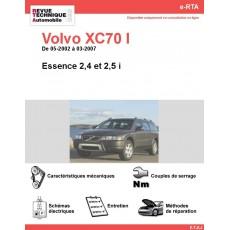 e-RTA Volvo XC70 I Essence (05-2002 à 03-2007)