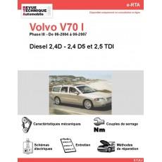 e-RTA Volvo V70 I Diesel (06-2004 à 06-2007)