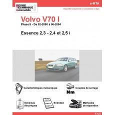 e-RTA Volvo V70 I Essence (02-2000 à 06-2004)