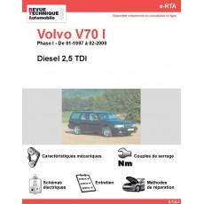 e-RTA Volvo V70 I Diesel (01-1997 à 02-2000)