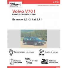 e-RTA Volvo V70 I Essence (01-1997 à 02-2000)