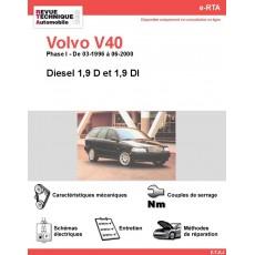 e-RTA Volvo V40 Diesel (03-1996 à 06-2000)