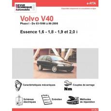 e-RTA Volvo V40 Essence (03-1996 à 06-2000)