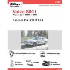 e-RTA Volvo S80 I Essence (07-1998 à 12-2002)