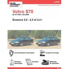 e-RTA Volvo S70 Essence (01-1997 à 02-2000)