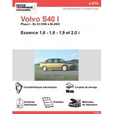 e-RTA Volvo S40 I Essence (03-1996 à 06-2000)