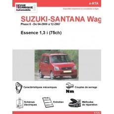 e-RTA SUZUKI-SANTANA Wagon-R Essence (Phase II: 04-2000 à 12-2007)