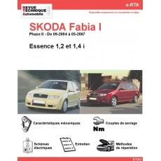 e-RTA SKODA Fabia I Essence (Phase II: 09-2004 à 05-2007)