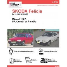 e-RTA SKODA Felicia Diesel (01-1995 à 11-2000)
