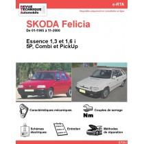 e-RTA SKODA Felicia Essence (01-1995 à 11-2000)