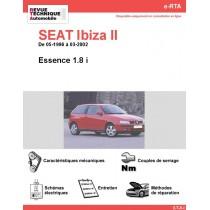 e-RTA SEAT Ibiza II Essence (05-1996 à 03-2002)