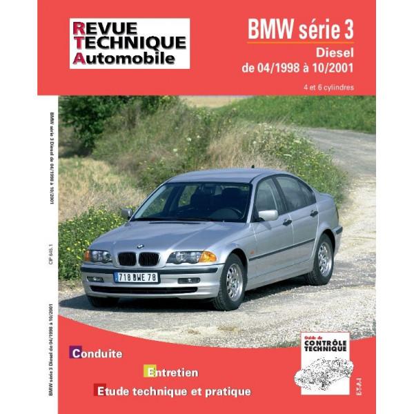 Revue Technique Bmw 320/330