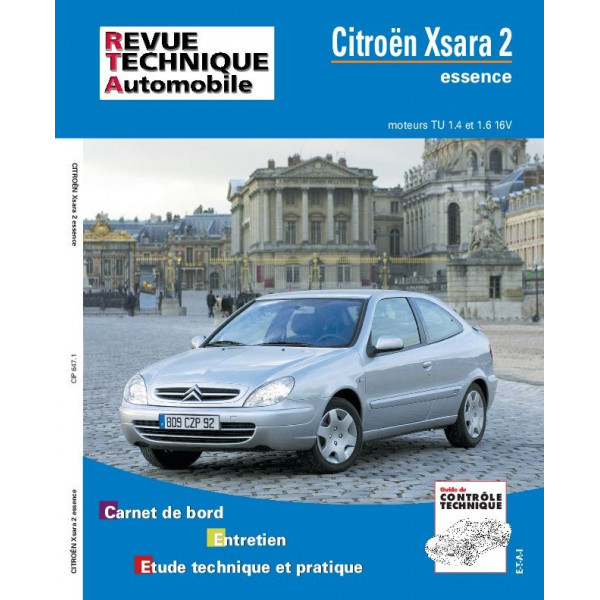 Revue Technique Citroen xsara 2