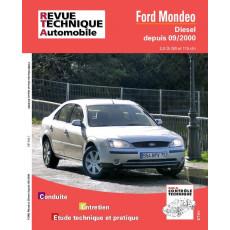 RTA 648 FORD MONDEO II (2000 à 2007)