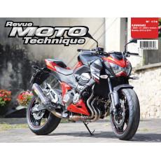 RMT 174 Kawasaki Z800 et Z800 e version (2013 et 2014)