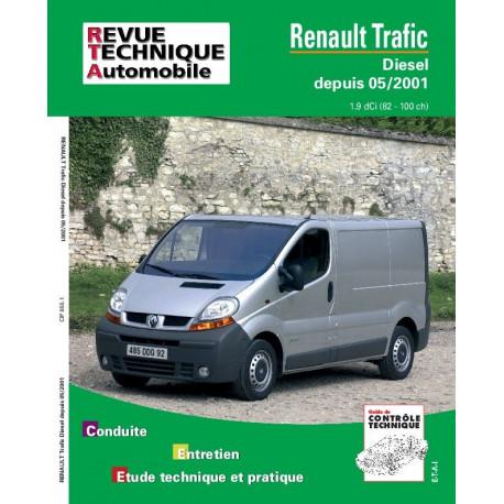 RENAULT TRAFIC Diesel