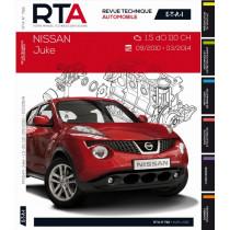 RTA B792 NISSAN JUKE Depuis 2010-09