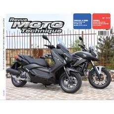 RMT 177 HONDA NC750sx(14-15) YAMAHA Xmax 125 (14-15)