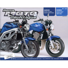 RMT 131.1 SV650 -CB900F2
