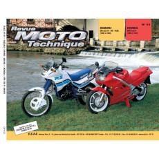 """RMT PDF HONDA 750 (1990-1991) et SUZUKI """"DR 650"""""""