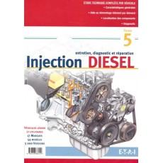 INJECTION DIESEL - TOME 5
