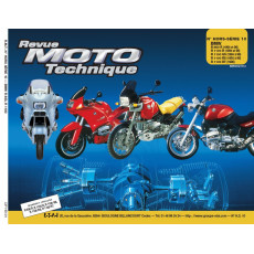 "RMT PDF HS BMW ""R 850R"" et ""R 1100R/GS/RS/RT"" (1993-1996)"