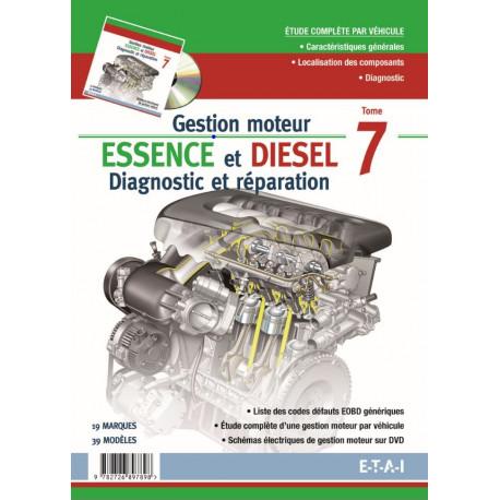 GESTION MOTEUR essence et diesel T.7