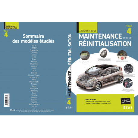 L'ESSENTIEL MAINTENANCE ET REINITIALISATION TOME 4