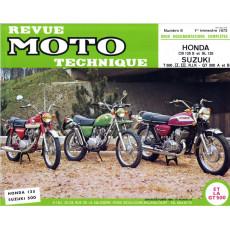 RMT PDF Honda CB 125 S et SL