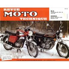 RMT PDF Honda Four CB500 et 550