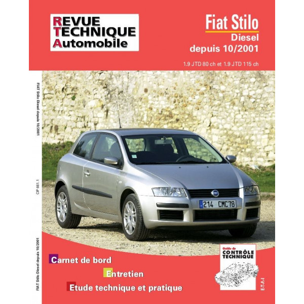 Revue Technique Fiat stilo