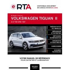 E-RTA Volkswagen Tiguan II BREAK 5 portes de 09/2017 à ce jour