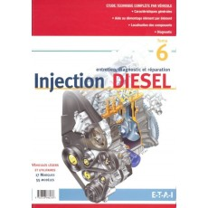 INJECTION DIESEL - TOME 6