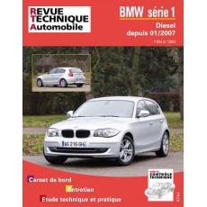 RTA B739 BMW SERIE 1 - Version numérique