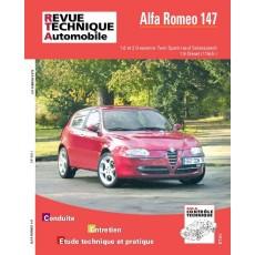 RTA 658.1 ALFA ROMEO 147 - Version numérique