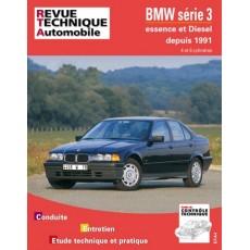 RTA 725.1 BMW 3 E/D & TD - Version numérique