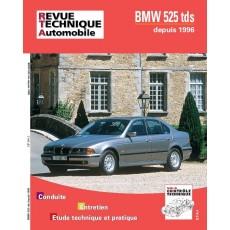 RTA 594.2 BMW 525 TDS - Version numérique