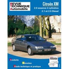 RTA 701.3 CITROEN XM (E&D) - Version numérique