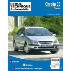 RTA 654.1 CITROEN C5 DIES. - Version numérique