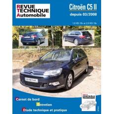 RTA B737 CITROEN C5 II - Version numérique
