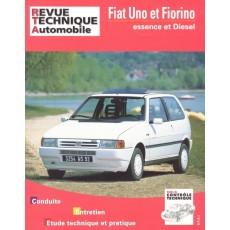 RTA 714.1 FIAT UNO-FIORINO - Version numérique